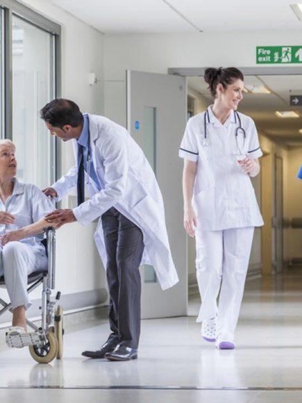 Maestría Internacional en Enfermería Experto en Hospitalización (Diploma acreditado por Apostilla de la Haya)